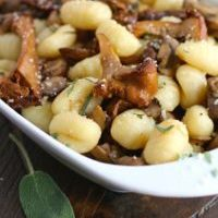Gnocchi-with-sage-and-sauteed-mushrooms