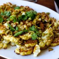 Roasted-Cauliflower-with-Pumpkin-Seeds-brown-butter-and-lime