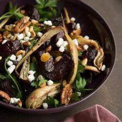 Warm-Festive-Beet-Fennel-Salad