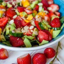 mango-strawberry-avocado-salad
