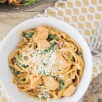 one-pot-chicken-florentine-pasta
